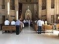 Mariage dans l'église Sainte-Anne d'Erevan en 2017.jpg