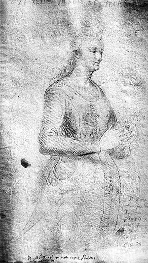 Marie of Anjou - Image: Marie d'Anjou