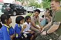 Marines learn value of volunteering 140218-N-LX503-198.jpg