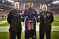 Marines present Phoenix student-athlete, Texas A& M; commit as Semper Fidelis All-American 131110-M-XK427-160.jpg