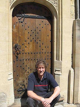 Mark Allen Baker - Author Mark Allen Baker, Oxford, England, UK