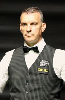 Mark Davis (snooker player) English professional snooker player