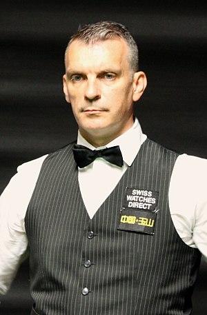 Mark Davis (snooker player) - Paul Hunter Classic 2016