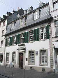 Marx birthplace Trier.jpg
