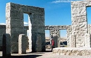 Maryhill, Washington - Maryhill Stonehenge