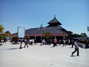 Demak Great Mosque - Image: Masjid Agung Demak