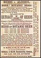 Mason's extract or essence of herbs for the immediate production of botanic beer. (back) - 8201072812.jpg