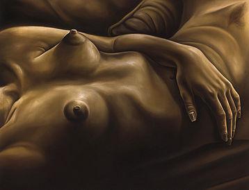 Matías Argudín -De la Serie Fragmentos de Desnudos III-