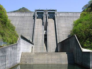 Matanoagawa Dam dam in Kōfu