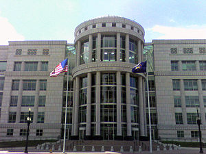Scott M. Matheson - In 1998, the Utah Supreme Court was moved into the Scott M. Matheson Courthouse building.