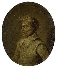 Portrait of Matheus de Casteleyn, Priest and Rhetorician in Oudenaarde