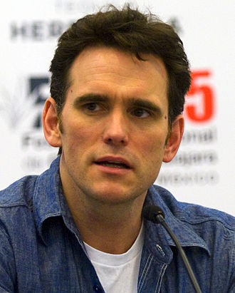Matt Dillon - Dillon at the 2010 FICG