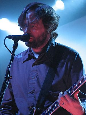 Matt Odmark - Image: Matt Odmark, Jars of Clay in Toronto (446643308)
