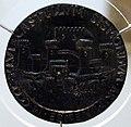 Matteo de' pasti, medaglia di s. pandolfo malaesta e il castello, ve, verso.JPG