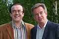 Matti ja Teppo Vihreät Niityt iskelmätapahtumassa 2004.jpg