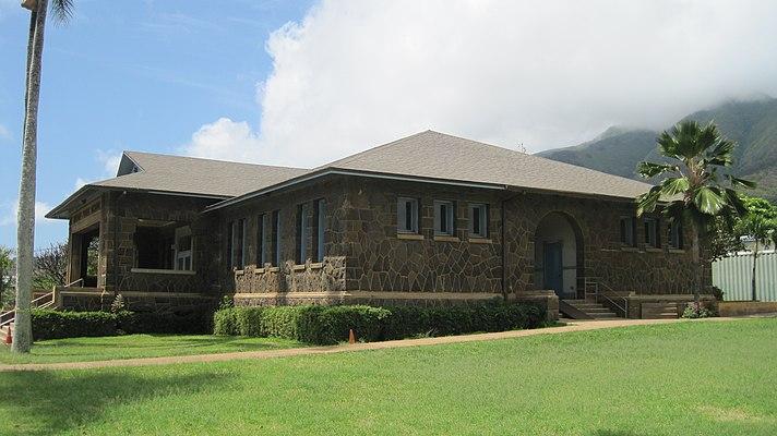 Wailuku School