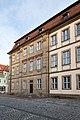 Maximiliansplatz 3, Flügel an der Fleischstraße Bamberg 20190223 002.jpg