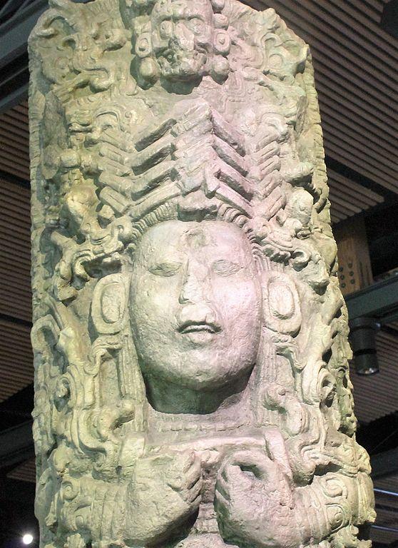 File Mayan Sculpture Witte Museum Img 9691 Jpg