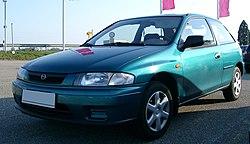 Mazda 323 Wikipedia La Enciclopedia Libre