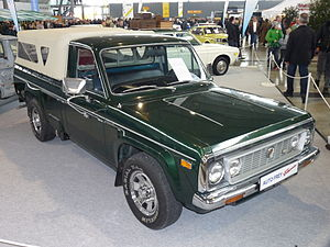 Mazda B-Series - Mazda Rotary Pickup