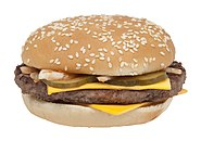 McDonald's Quarter Pounder with Cheese, United States
