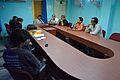 Meeting with Wikipedians and JU Officers - Bengali Wikipedia 10th Anniversary Celebration - Jadavpur University - Kolkata 2014-11-21 0675.JPG
