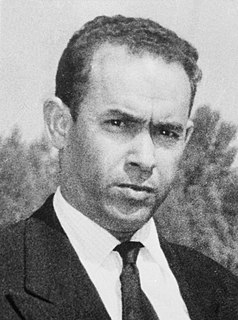 Mehdi Ben Barka Moroccan politician