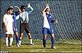 Mehdi Rahmati debut for Esteghlal - Esteghlal FC vs Oghab Tehran FC, 4 September 2005.jpg