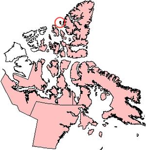 Meighen Island - Meighen Island, Nunavut