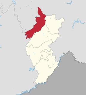 Meihekou County-level & Sub-prefectural city in Jilin, Peoples Republic of China
