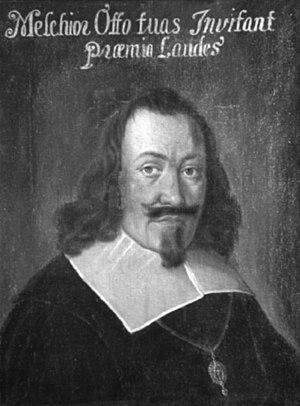 Melchior Otto Voit von Salzburg - Melchior Otto von Voit von Salzburg