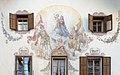 Mendelhaus Eduard Burgauner Fresko.jpg