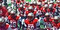 Mentor Cardinals vs. St. Ignatius Wildcats (11043643386).jpg
