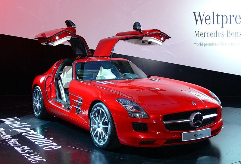 File:Mercedes-Benz SLS AMG IAA 2009.JPG