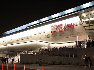 Citizens Business Bank Arena Arena in California, United States