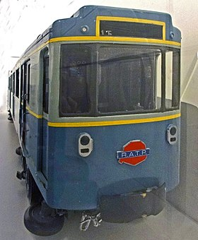 Metro de Paris - Maquette du MP 55 - 01.jpg