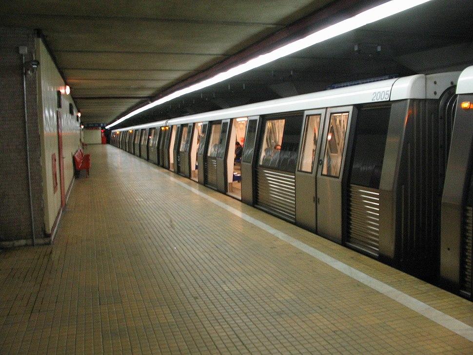 Metro pipera bucharest RO