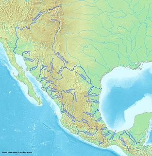 Fuerte River river in Mexico