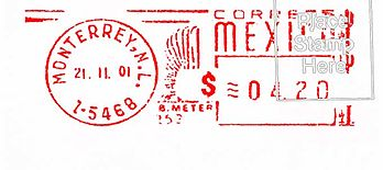 Mexico stamp type CA4.jpg