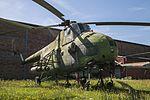 Mi-4 HoundCzech Air Force Museum, Prague-Kbely Airbase (28897350440).jpg