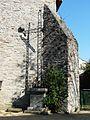Mialet (Dordogne) église croix.JPG