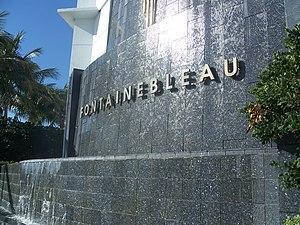 : Fontainebleau Hotel: