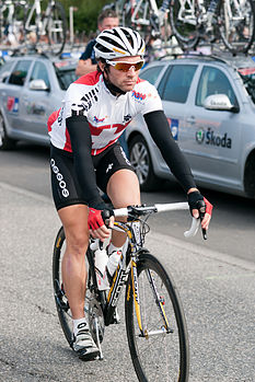 Michael Albasini, Mendrisio 2009 - Men Elite.jpg