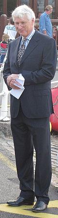 Michael Birt Bailli d'Jèrri