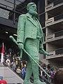 Michael Cusack statue, Croke Park.jpg