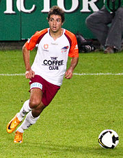 Zullo im Dress der Queensland Roar (2008)