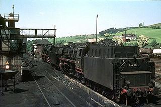 <i>Bahnbetriebswerk</i>