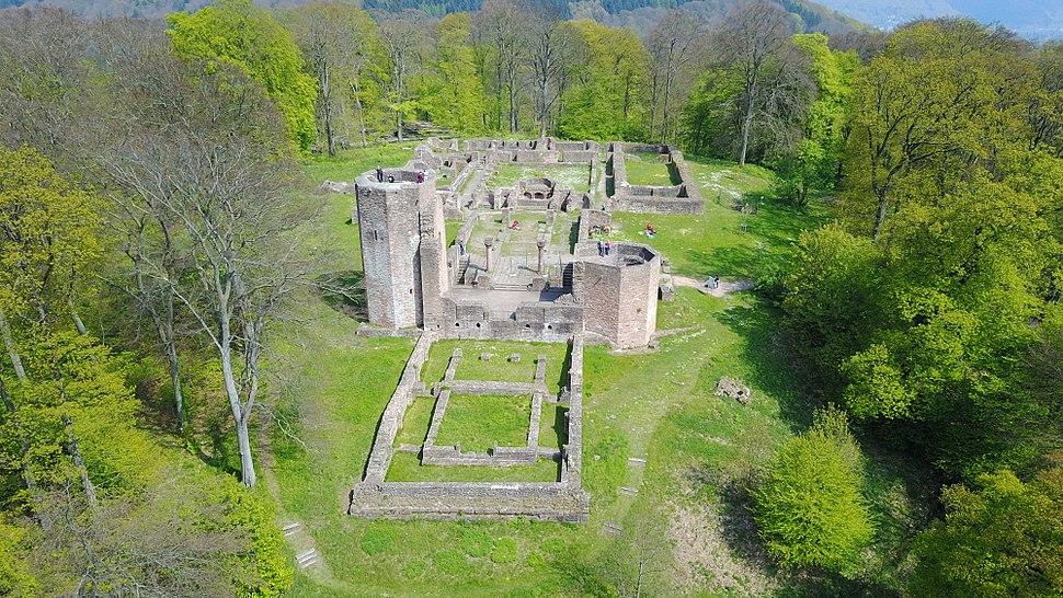 Michaelskloster von Westen