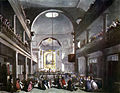 Microcosm of London Plate 016 - The Roman Catholic Chapel (colour).jpg