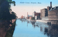Middle Canal Postcard, Holyoke, Massachusetts (c 1907).png